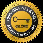 100% Original Exit Games