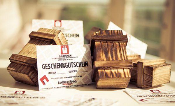 Geschenkgutschein box